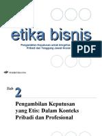 BAB 2 Etika Bisnis
