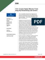 Customer Story - Siebel TPM - Case Study - Pernod 2006 2