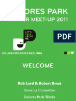 Dolores Park Winter Meet-Up 2011 slides