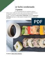 Como hacer un dulce Sushi3