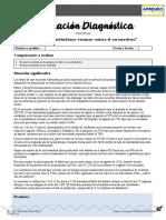 EVALUACIÓN DIAGNÓSTICA VII CICLO-1