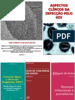 ASPECTOS CLÍNICOS DA INFECÇÃO PELO HIV