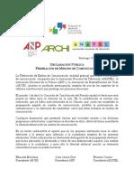 Declaración Pública 3-04 (1)