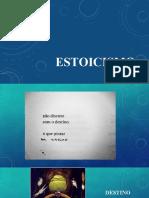 2º EM Ética - Estoicismo