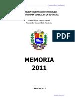 Memoria y CuentaPGR