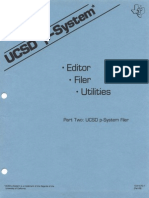 USCD p-System Part Two p-System Filer