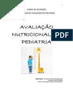 MANUAL AVALIAÇÃO NUTRICIONAL EM PEDIATRIA