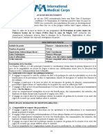Avis Recrutement  Finance -Admin Officer_UNICEF-