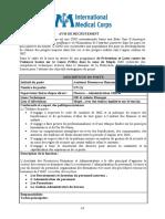 Avis Recrutement _HR & Administration Assistant Mopti
