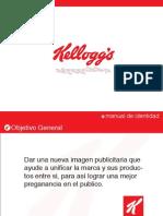 Manual de Identidad Kellogg's