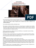 Misterios Dolorosos en DV - PDF