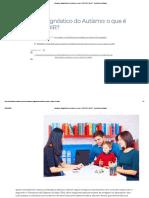 Escala de diagnóstico do Autismo_ o que é ADOS-2 E ADIR_ - Instituto NeuroSaber