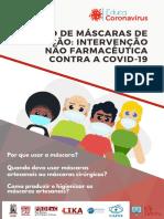 USO DE MÁSCARAS DE PROTEÇÃO