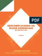Ebook Descomplicando os óleos essenciais - 2 edição