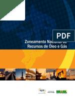 A - Relatório Final Do Zoneamento Nacional de Óleo Gás