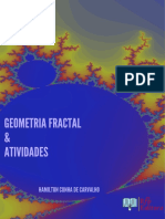 GEOMETRIA FRACTAL & ATIVIDADES