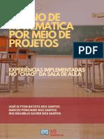 ENSINO DE MATEMÁTICA POR MEIO DE PROJETOS