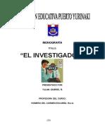 Monografia (EL INVESTIGADOR)