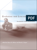 (Life and Mind) Bruce H. Weber, David J. Depew - Evolution and Learning_ the Baldwin Effect Reconsidered-The MIT Press (2003)