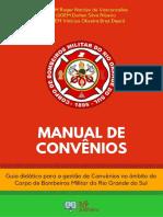 MANUAL DE CONVÊNIOS