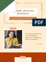 Factor de potencia y potencia eléctrica