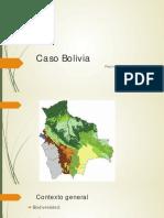 Presentación Dennise Quiroga- Bolivia