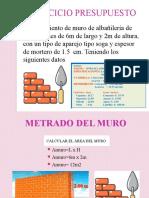 EJEMPLO DE COSTOS UNITARIOS - GRUPO NATHALY