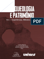 ARQUEOLOGIA E PATRIMÔNIO_VOLUME 1