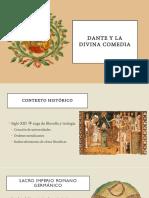 Edad Media. Dante y la Divina Comedia