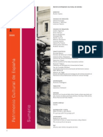Sintes, E. y Isbert, F. Investigación arq. y puesta en valor recinto Cartailhac. 2009