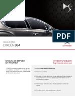 Manual DS42012 Citroen Ds4 106998