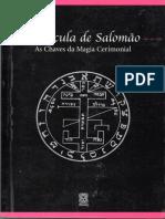 Clavícula de Salomão - As Chaves da Magia Cerimonial - Irene Liber