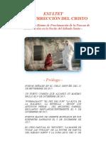 Exultet - La Resurrección Del Cristo