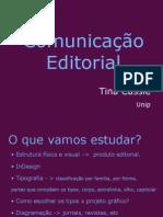 Comunicação Editorial - aula 1