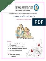 CHARLA EDUCATIVA-ACTIVIDADES RECREATIVAS