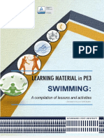 Module in PE3 (Swimming)- Physical Education Department-unlocked