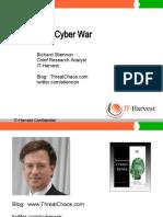 Surviving Cyber War2011