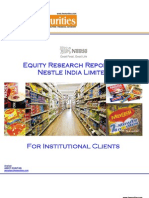 Hem Securities- Nestle India