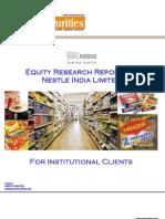Hem Securities- Nestle India