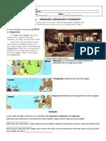 ATIVIDADES IMPRESSAS DE 11, E 13 DE MARÇO