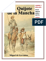 Don Quijote Merlo