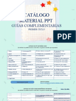 CATALOGO 2021 ppt Repertorio Pedagógico