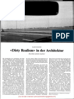 Lefaivre - Dirty Realism