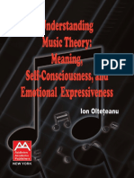 Ion Oltețeanu - Understanding Music Theory_ Meaning, Self-conciousness, And Emotional Expressiveness 2010