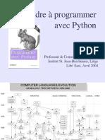 pres_python