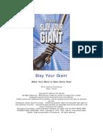 Slay Your Giant