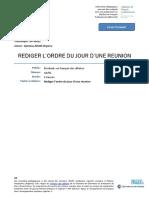 A2-B1-Rédiger-lordre-du-jour-dune-réunion-étudiant