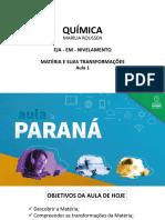 Quimica em Portuguese