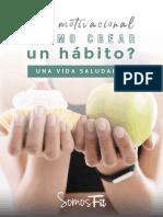 GUIA- Como Crear Un Habito Saludable