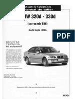 BMW 320d-330d CARROCERIA E46-ESTUDIO TECNICO Y MANUAL DE TALLER